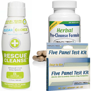 Drug Test Detox Value Pack #1
